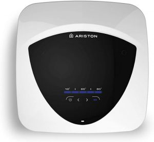 Ariston-Scaldabagno-Elettrico,-220-V,-Bianco,-30-litri-