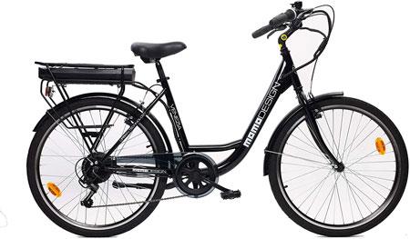 Momo Design Venezia, Bicicletta elettrica a pedalata assistita