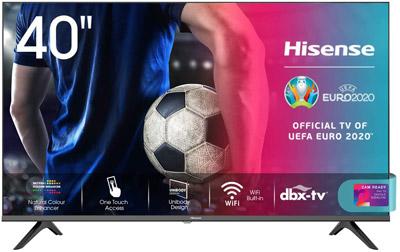Hisense-40AE5500F miglior tv da 40 pollici